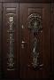 Дверь Стальная Линия Троя 2 стеклопакета