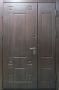 Двустворчатая дверь Славянский стиль Леонард