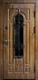 Входная дверь Славянский стиль Усадьба